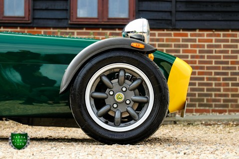 Caterham Seven ROADSPORT LIMITED EDITION (#9 OF 30) 11