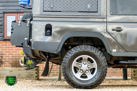 Land Rover Defender 110 EXPEDITION CONVERSION 16