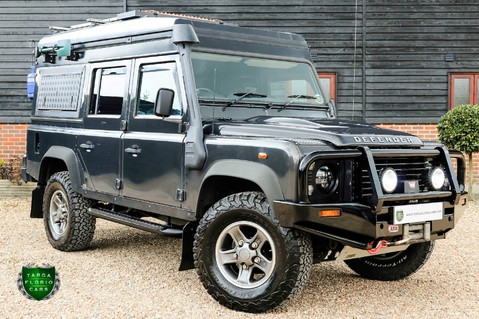 Land Rover Defender 110 EXPEDITION CONVERSION 18