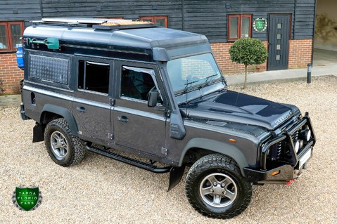 Land Rover Defender 110 EXPEDITION CONVERSION 19