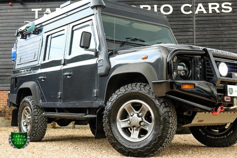 Land Rover Defender 110 EXPEDITION CONVERSION 20