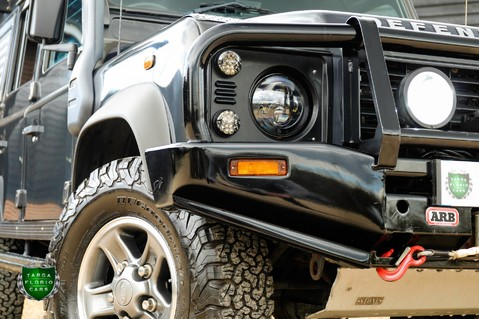 Land Rover Defender 110 EXPEDITION CONVERSION 21