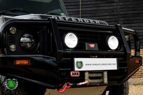 Land Rover Defender 110 EXPEDITION CONVERSION 22