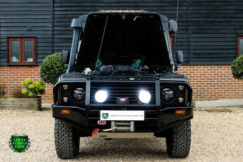 Land Rover Defender 110 EXPEDITION CONVERSION 24