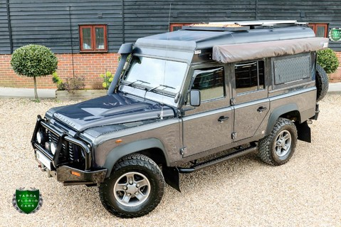 Land Rover Defender 110 EXPEDITION CONVERSION 29