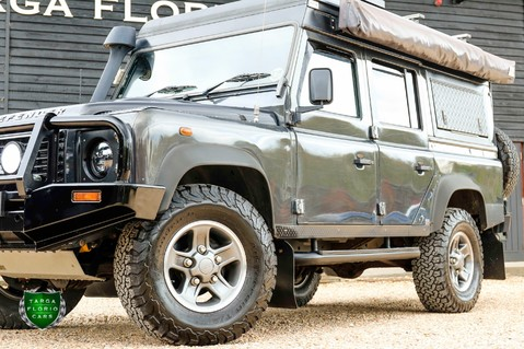 Land Rover Defender 110 EXPEDITION CONVERSION 30