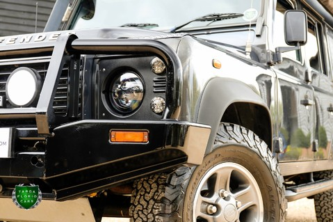 Land Rover Defender 110 EXPEDITION CONVERSION 31