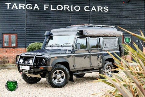 Land Rover Defender 110 EXPEDITION CONVERSION 33