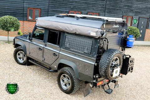 Land Rover Defender 110 EXPEDITION CONVERSION 35