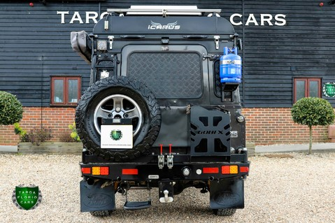 Land Rover Defender 110 EXPEDITION CONVERSION 37