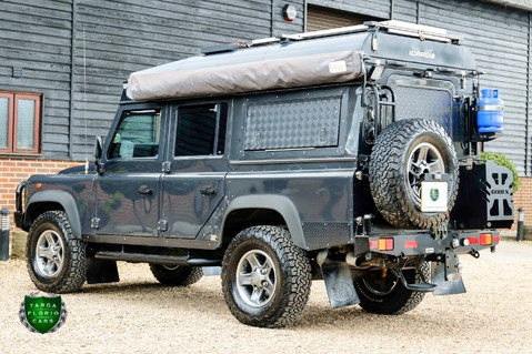 Land Rover Defender 110 EXPEDITION CONVERSION 40