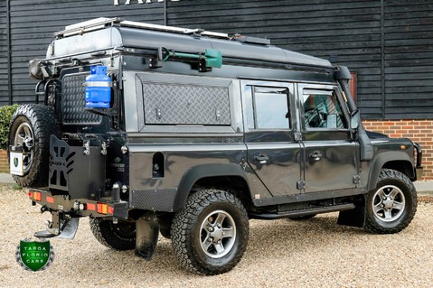 Land Rover Defender 110 EXPEDITION CONVERSION 42