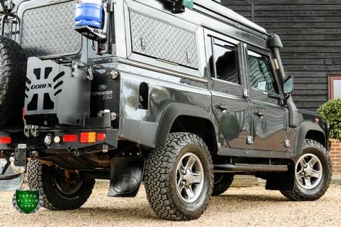 Land Rover Defender 110 EXPEDITION CONVERSION 45