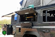 Land Rover Defender 110 EXPEDITION CONVERSION 50