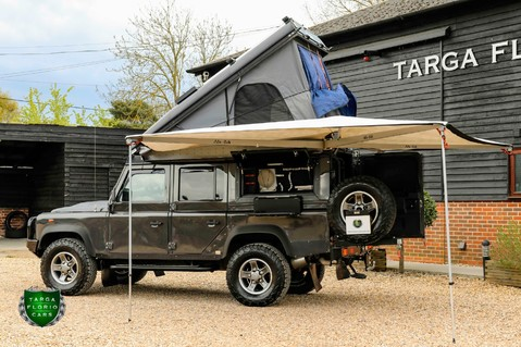 Land Rover Defender 110 EXPEDITION CONVERSION 53