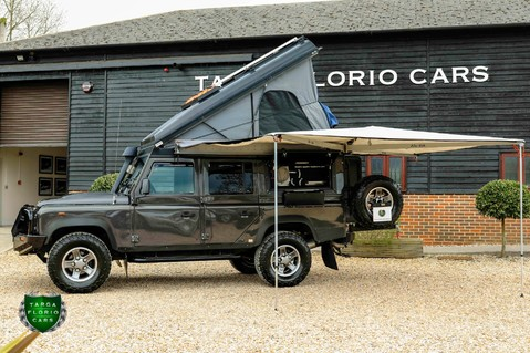 Land Rover Defender 110 EXPEDITION CONVERSION 54