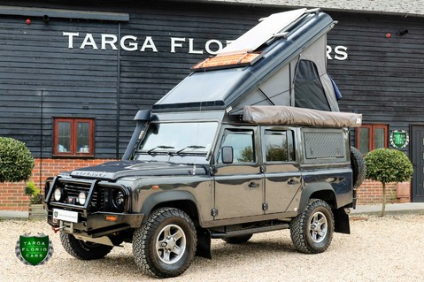 Land Rover Defender 110 EXPEDITION CONVERSION 62