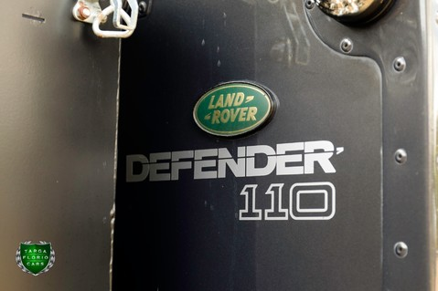 Land Rover Defender 110 EXPEDITION CONVERSION 67