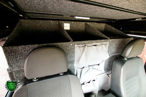 Land Rover Defender 110 EXPEDITION CONVERSION 76