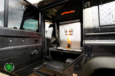 Land Rover Defender 110 EXPEDITION CONVERSION 85