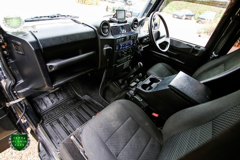 Land Rover Defender 110 EXPEDITION CONVERSION 90