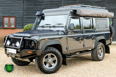 Land Rover Defender 110 EXPEDITION CONVERSION 3