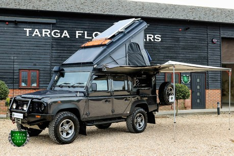 Land Rover Defender 110 EXPEDITION CONVERSION