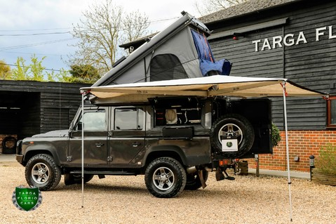 Land Rover Defender 110 EXPEDITION CONVERSION 4