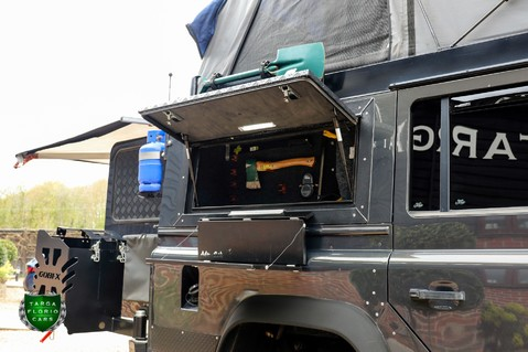 Land Rover Defender 110 EXPEDITION CONVERSION 10