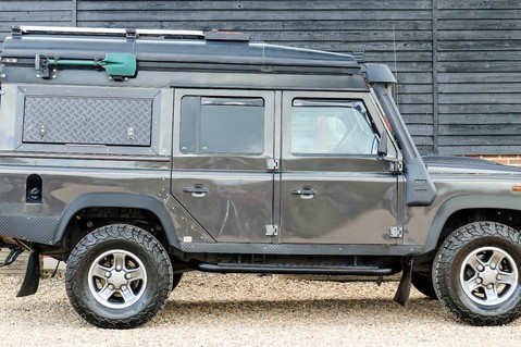 Land Rover Defender 110 EXPEDITION CONVERSION 15