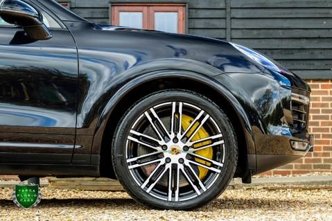 Porsche Cayenne 4.8 V8 S TURBO TIPTRONIC S 4WD 12