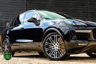 Porsche Cayenne 4.8 V8 S TURBO TIPTRONIC S 4WD 18