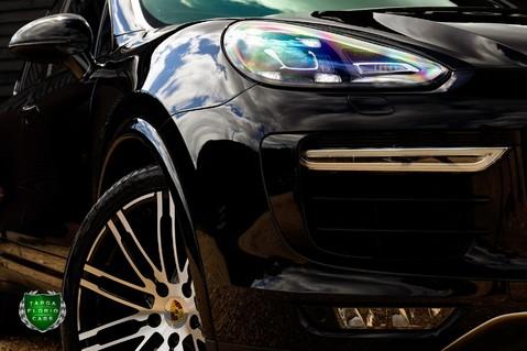 Porsche Cayenne 4.8 V8 S TURBO TIPTRONIC S 4WD 20