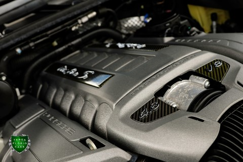 Porsche Cayenne 4.8 V8 S TURBO TIPTRONIC S 4WD 23