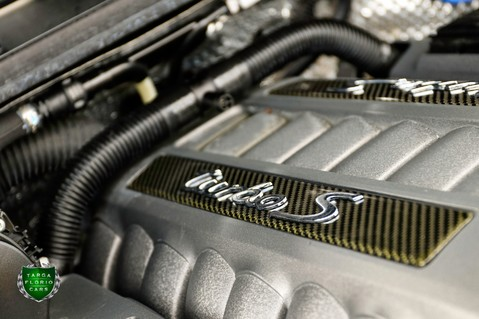 Porsche Cayenne 4.8 V8 S TURBO TIPTRONIC S 4WD 24