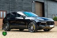 Porsche Cayenne 4.8 V8 S TURBO TIPTRONIC S 4WD 25