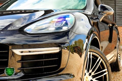 Porsche Cayenne 4.8 V8 S TURBO TIPTRONIC S 4WD 30