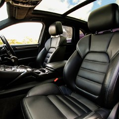 Porsche Cayenne 4.8 V8 S TURBO TIPTRONIC S 4WD 1
