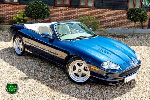 Jaguar XK8 XKR Paramount Performance 4.0L Supercharged V8 9