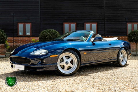 Jaguar XK8 XKR Paramount Performance 4.0L Supercharged V8 7