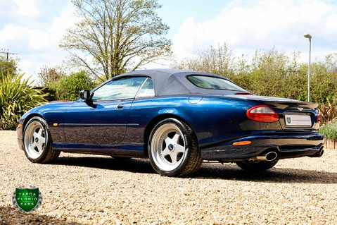 Jaguar XK8 XKR Paramount Performance 4.0L Supercharged V8 45