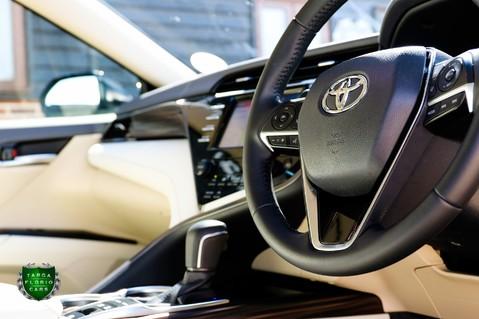Toyota Camry 2.5 VVT-I EXCEL Auto 18
