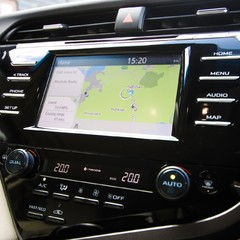 Toyota Camry 2.5 VVT-I EXCEL Auto 2