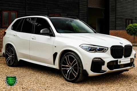 BMW X5 3.0 45E M SPORT XDRIVE Auto 75