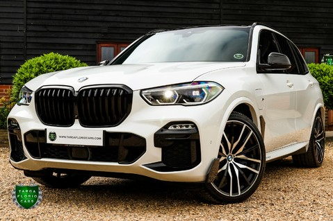 BMW X5 3.0 45E M SPORT XDRIVE Auto 81