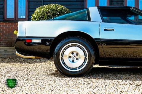 Chevrolet Corvette 5.7 V8 C4 Targa Manual 5