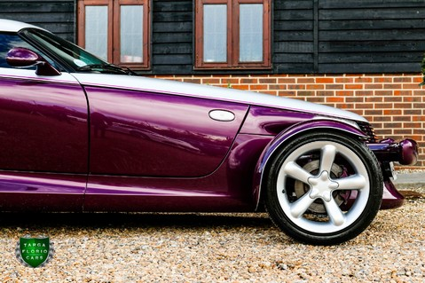 Plymouth Prowler 3.5 V6 Automatic 3