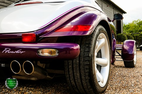 Plymouth Prowler 3.5 V6 Automatic 6