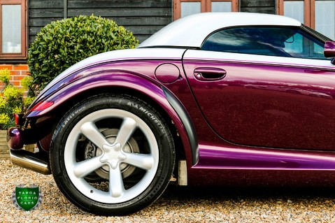 Plymouth Prowler 3.5 V6 Automatic 2