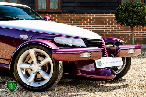 Plymouth Prowler 3.5 V6 Automatic 32